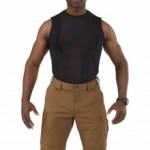 holster sleevelessblack